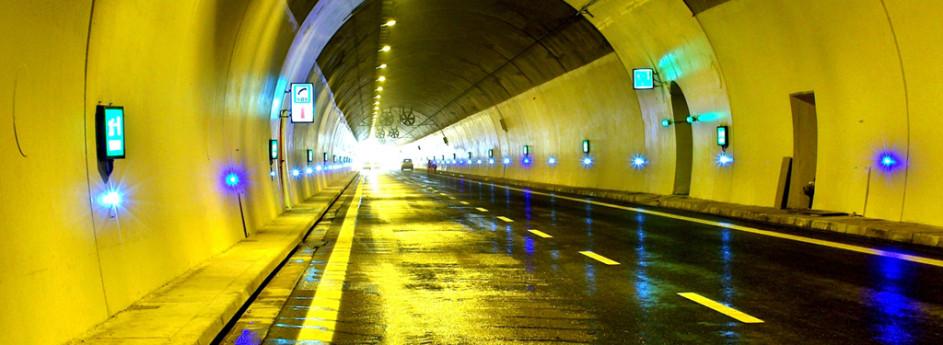 Rreshen-Kalimash Otoyol Tüneli / Arnavutluk