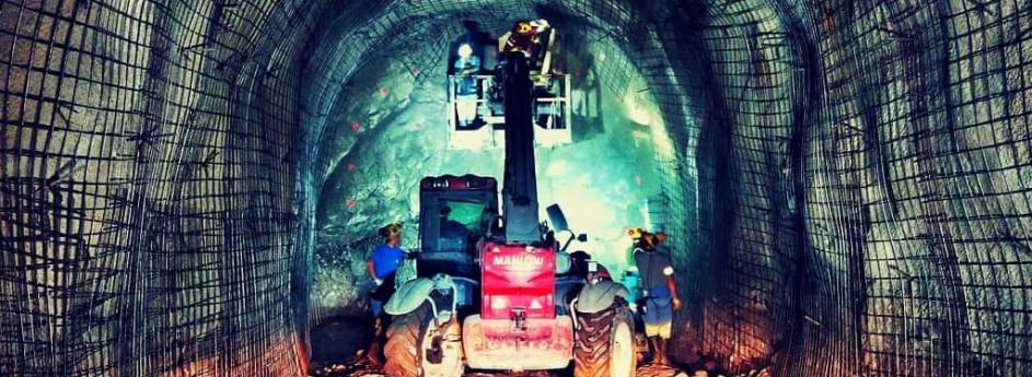 Madenköy Bakır Madeni İşletmesi / Türkiye